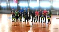 ALI EREN - Ağrı KYK Yurtlar Arası Badminton Yarışması