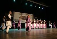KUZEY KıBRıS TÜRK CUMHURIYETI - Altınköprü Halk Dansları Topluluğu Performansıyla Mest Etti