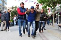 PROTESTO - Ankara'da Protestocu Gruba Polis Müdahalesi Açıklaması 6 Gözaltı