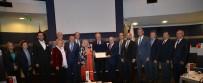 NURETTIN ÖZDEBIR - ASO Başkanı Özdebir'e 'Sivil Toplum Dostu' Ödülü