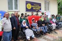 TEKERLEKLİ SANDALYE - Atık Yağlar Tekerlekli Sandalyeye Dönüştü