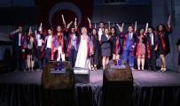 Aydın Değişim Koleji Mezunlarını Uğurladı