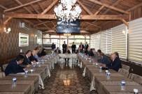 PLAN BÜTÇE KOMİSYONU - BAKAB Toplantısı Safranbolu'da Yapıldı