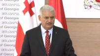 DEMİRYOLU PROJESİ - 'Bakü -Tiflis-Kars Demiryolu Projesi Bu Yıl Hayata Geçirilecek'