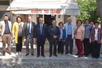 MÜREFTE - Başkan Albayrak, Mürefte TGDD'nin Düzenlediği Kahvaltıya Katıldı