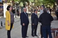 Başkan Albayrak Şarköy'deki Yatırımları İnceledi