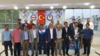 EĞITIM BIR SEN - Başkan Deniz Sendikal Faaliyetlerinden Bahsetti