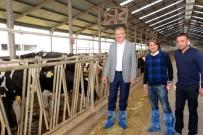 SÜT ÜRÜNLERİ - Başkan Özkan'dan Dünya Süt Haftası'nda Anlamlı Mesaj