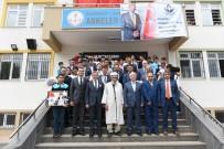 MEHMET TAHMAZOĞLU - Başkan Tahmazoğlu, Şehit Kaymakamı Anma Programına Katıldı