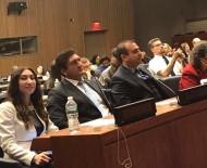 İŞ KADINI - BM'de Türkiye Ve Türk Turizmi Tanıtıldı