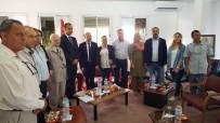 BELDE BELEDİYESİ - Bodrum Heyeti Turgut Reis'in Yaşadığı Topraklarda