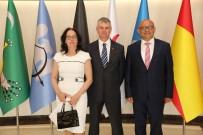 ELEKTRİK ENERJİSİ - Büyükelçi Cooter Açıklaması 'Antalya'nın Güneşine Talibiz'