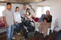 SALUR - Büyükşehir'den Hastalara Yardım Eli