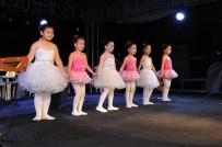 ÖZLEM ÇERÇIOĞLU - Büyükşehir Kültür Merkezlerinden Yıl Sonu Etkinliği