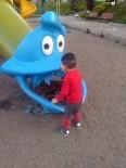 SÜTLÜCE - Çocukların Oyuncaklarını Yaktılar
