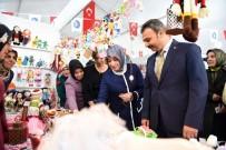 İŞ KADINI - Çorum'da 'Kadın Emeği' Fuarı