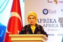 GAZI ÜNIVERSITESI - Emine Erdoğan'a 'Yılın Kişisi' Ödülü
