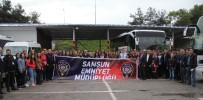 SOSYAL SORUMLULUK PROJESİ - Emniyetten 80 Öğrenciye Çanakkale Gezisi