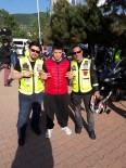 BEDENSEL ENGELLİ - Engelli Öğrenciler Motosiklete Bindi, Doyasıya Eğlendi