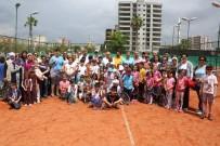 BOKS - Erdemli Belediyesi'nin Düzenlediği Tenis Turnuvası Sona Erdi