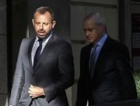 BARCELONA - Sandro Rosell, kara para aklamadan gözaltında