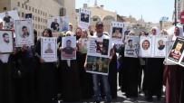 MÜEBBET HAPİS - Filistinli Annelerden Çocukları İçin Eylem Yaptı