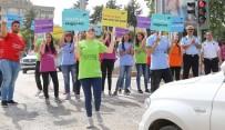 BİRİNCİ SINIF - GAÜN'lü Öğrencilerden Trafik Farkındalığı Projesi