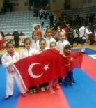 AZERBAYCAN - Gaziosmanpaşalı Yıldız Sporcular Başarılarına Başarı Katıyor