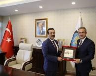Gebze'den Başkan Atilla'ya Ziyaret
