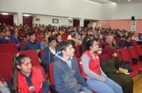 Gençlik Merkezi Okul Temsilcileri İle Bir Araya Geldi