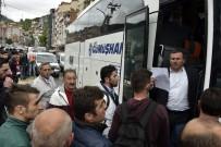 FRANSA - Gümüşhaneliler Akın Akın İstanbul'a Gidiyor