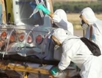 EBOLA SALGINI - Ebola salgınına karşı sınır önlemi