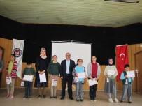 ALI ÖZDEMIR - Hisarcık'ta Kitap Okuma Yarışması Ödülleri Dağıtıldı