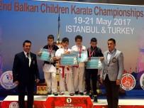 HıRVATISTAN - İhlas Koleji Öğrencisi Karatede Balkan Üçüncüsü Oldu