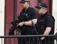 METRO İSTASYONU - İngiltere ayakta! Bu kez başkent Londra'da terör alarmı...