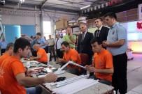 BAŞSAVCı - İskenderun Cezaevi Fabrika Gibi Çalışıyor