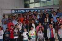GÖRME ENGELLİLER - Kahta İlçesinde Satranç Turnuvası Sona Erdi