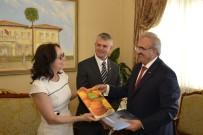 5 YILDIZLI OTEL - Kanada'nın Ankara Büyükelçisi Cooter, Antalya'da