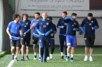 AHMET ŞAHIN - Karabükspor'da Kayserispor Hazırlıkları Başladı