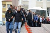 Kayseri'de Bylock'çu 22 Eski Polis Adliyeye Sevk Edildi