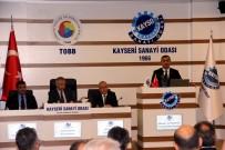 ODALAR VE BORSALAR BIRLIĞI - KAYSO Yönetim Kurulu Başkanı Mehmet Büyüksimitçi Açıklaması 'Sanayisi Olmayan Hiçbir Ülkenin Başarı Şansı Yok'