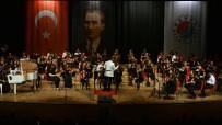 SENFONI - Kepezli Çocuklardan 19 Mayıs Konseri