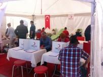MEHMET SIYAM KESIMOĞLU - Kırklareli Belediyesi'nden Kan Bağışına Destek
