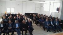 NIYAZI ULUGÖLGE - Köylere Hizmet Götürme Birliği Seçimi Yapıldı