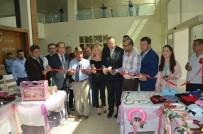 SAĞLIĞI MERKEZİ - Kozan Toplum Ruh Sağlığı Merkezi'nden Kermes