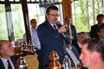 ŞEHİR PLANCILARI ODASI - Mağmat Projesi'ni Anlattı