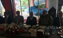 GİRESUN VALİSİ - Mahkumlar, Devlet Ve İş Adamlarıyla Yemekte Buluştu