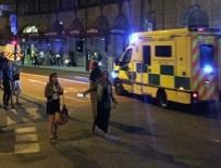 BOMBALI SALDIRI - İngiltere'de Manchester Arena'daki konser alanında patlama