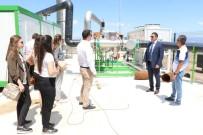 KATI ATIK BERTARAF TESİSİ - Manisa Büyükşehir Çöpten Elektrik Üretecek
