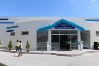 Manisa'nın İlk Akıllı Spor Ve Konferans Salonu Açıldı